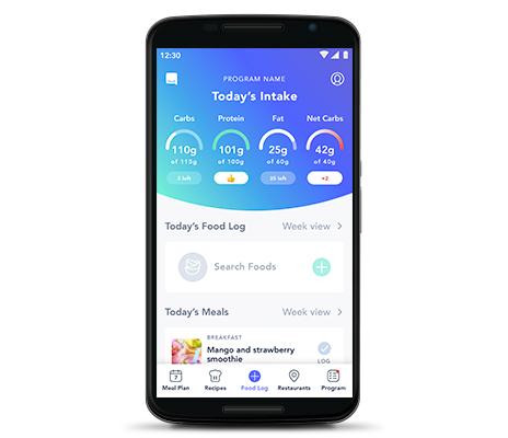 Suggestic App on Phone