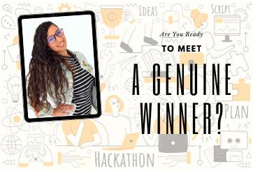 Flutter hackathon winner