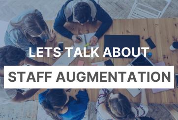 staff augmentation vs managed services model